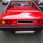 Ferrari Mondial retro
